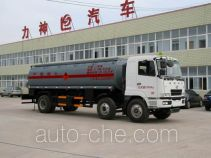 Xingshi SLS5250GHYH chemical liquid tank truck
