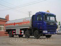 醒狮牌SLS5250GHYJ型化工液体运输车