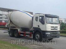 醒狮牌SLS5250GJB型混凝土搅拌运输车