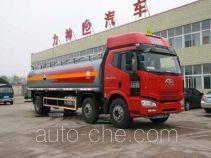 Xingshi SLS5250GZWC4 dangerous goods transport tank truck