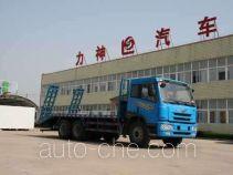 Xingshi SLS5250TPBC flatbed truck