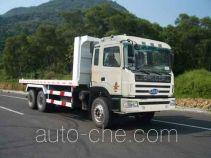 Xingshi SLS5250TPBJ flatbed truck