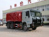 Xingshi SLS5250TYAZ4 fracturing sand dump truck