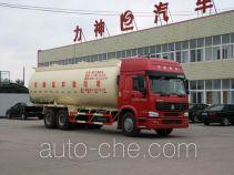 醒狮牌SLS5251GFLZ3型粉粒物料运输车