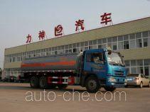 醒狮牌SLS5251GHYC型化工液体运输车