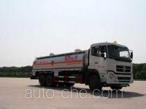 醒狮牌SLS5251GHYD3型化工液体运输车