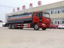 醒狮牌SLS5251GZWC4型杂项危险物品罐式运输车