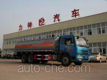 醒狮牌SLS5252GHYC3型化工液体运输车