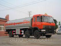 醒狮牌SLS5252GHYE3型化工液体运输车
