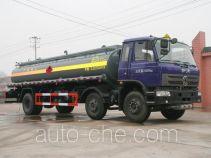 醒狮牌SLS5252GHYEB型化工液体运输车