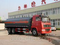 Xingshi SLS5253GHYZ chemical liquid tank truck