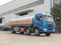Xingshi SLS5253GRYC5V flammable liquid tank truck