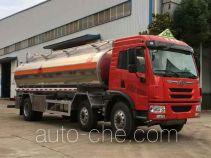 醒狮牌SLS5253GRYC5VA型易燃液体罐式运输车