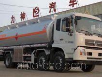 醒狮牌SLS5253GYYD5A型运油车