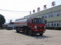 醒狮牌SLS5253GYYE5型运油车