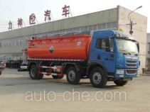 Xingshi SLS5254GFWC4V corrosive substance transport tank truck