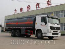 醒狮牌SLS5254GHYZ型化工液体运输车