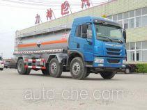 Xingshi SLS5255GFWC4V corrosive substance transport tank truck