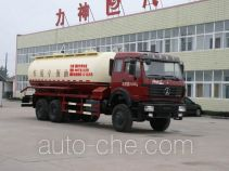 Xingshi oilfield fly ash transport tank truck