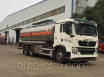 Xingshi SLS5260GYYZ5B oil tank truck