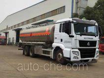 醒狮牌SLS5266GYYZ5型运油车
