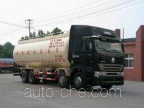 醒狮牌SLS5310GFLA7型粉粒物料运输车