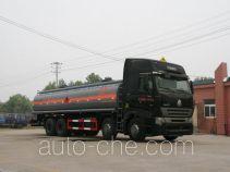 醒狮牌SLS5310GHYA7型化工液体运输车