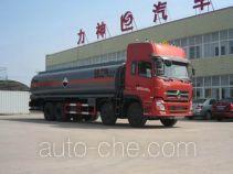 醒狮牌SLS5310GHYD3型化工液体运输车