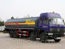 Xingshi SLS5310GHYE3 chemical liquid tank truck