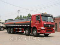 醒狮牌SLS5310GHYZN型化工液体运输车