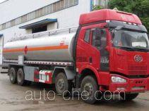 醒狮牌SLS5310GRYC5型易燃液体罐式运输车