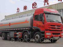 醒狮牌SLS5310GRYC5QA型易燃液体罐式运输车