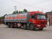 醒狮牌SLS5311GHYC型化工液体运输车