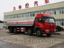 醒狮牌SLS5311GHYCT型化工液体运输车