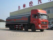 醒狮牌SLS5311GHYD型化工液体运输车