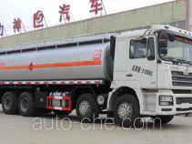 Xingshi SLS5311GRYS4 flammable liquid tank truck