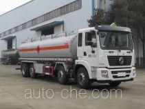 醒狮牌SLS5312GRYE5S型易燃液体罐式运输车