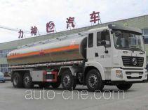 醒狮牌SLS5312GYYE5S型铝合金运油车