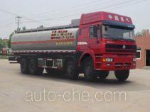 醒狮牌SLS5313GHYZ型化工液体运输车