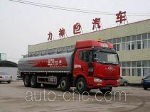 醒狮牌SLS5314GHYCA型化工液体运输车