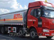 醒狮牌SLS5314GHYCB型化工液体运输车