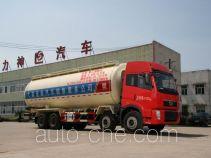 醒狮牌SLS5315GFLC型粉粒物料运输车