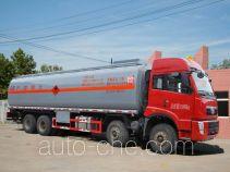 醒狮牌SLS5315GHYC型化工液体运输车