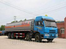 醒狮牌SLS5317GHYC型化工液体运输车