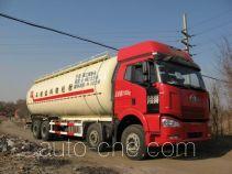 醒狮牌SLS5318GFLC型粉粒物料运输车