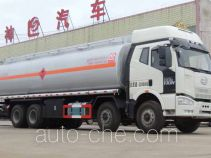 醒狮牌SLS5320GRYC5型易燃液体罐式运输车