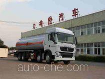 醒狮牌SLS5320GYYZ4型铝合金运油车