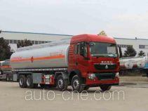 醒狮牌SLS5310GRYZ5A型易燃液体罐式运输车