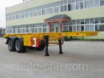 醒狮牌SLS9320TJZ型集装箱运输半挂车