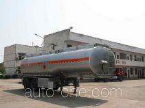 醒狮牌SLS9351GHY型化工液体运输半挂车